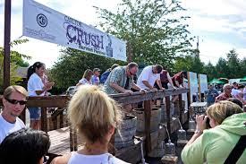 what is harvest thanksgiving carlton crush harvest festival willamette valley wineries