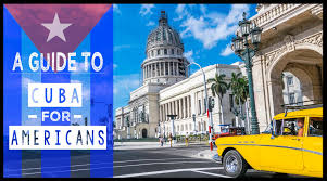 1st hand guide for americans traveling to cuba 2018 getting stamped