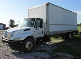 2003 international durastar 4300 box truck item f5221 so