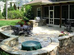 patio ideas ideas for outdoor patios with pea gravel ideas for