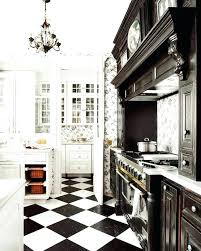 carrelage damier cuisine carrelage noir et blanc damiers carrelage noir et blanc acternel