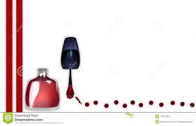 red nail polish background stock photo image 14507920