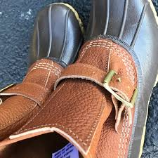 womens ll bean boots size 9 47 l l bean shoes authentic l l bean lounger boots