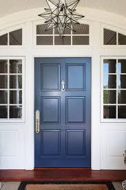 Front Door Chandelier Colorful Front Doors