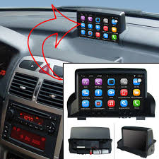 video format za android 7 inch android car gps navigation for peugeot 307 car radio video