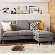 Modern Sofa Bed Sectional Modern Sectional Sofas Allmodern