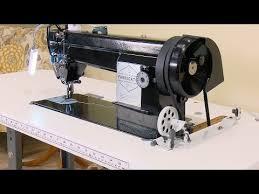 Awning Sewing Machine Sailrite Fabricator Sewing Machine Table U0026 Workhorse Servo Motor