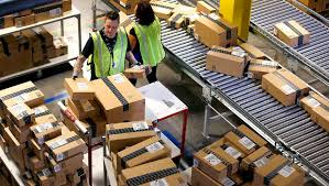 black friday amazon package late for every amazon package it delivers the postal service loses 1 46