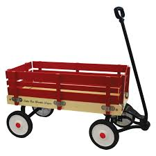 Radio Flyer Push Buggy Child Wagon Compare Prices On Gosale Com