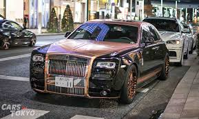 rolls royce ghost gold 20 luxury cars in tokyo cars of tokyo