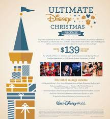 ultimate disney christmas package the main street mouse
