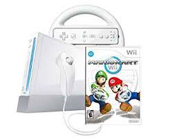 which consoles will be on sale black friday amazon amazon com wii console with mario kart wii bundle black