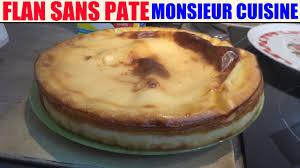 lidl recettes de cuisine recette flan sans pate monsieur cuisine lidl silvercrest skmh
