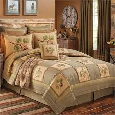 Pineview Quilt BlackMountainQuiltsnet Quilted Bedding  Home - Park designs home decor