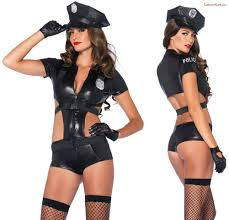 officer on duty costume