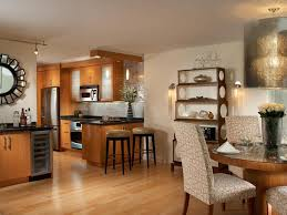 kitchen and dining room 3 smith design setting kitchen and image of kitchen and dining room decor