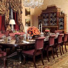 Ambassador Dining Room Ann Getty Associates Elegant Dining Room