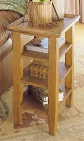 Broyhill Attic Heirlooms Nightstand Attic Heirlooms Accessory Table Original Oak By Broyhill