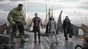 Picture Studios Marvel Studios Thor Ragnarok Now Playing In Theaters Thor
