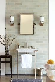Cornflower Blue Bathroom by Ann Sacks Tile Backsplash Best Bathroom Images On Bathroom Ideas