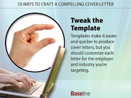 10 ways to craft a compelling cover letter
