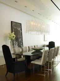 modern dining room chandeliers dining room modern chandelier chuck nicklin