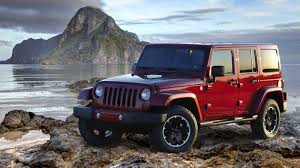 jeep sahara red 2012 jeep wrangler unlimited altitude edition announced