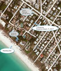 Clearwater Beach Florida Map by Holmes Beach Florida Sunset Weddings Bradenton