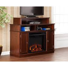 lynden media fireplace espresso