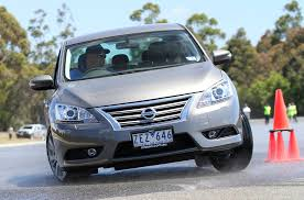 nissan small car nissan pulsar aims for return to small car sales success photos