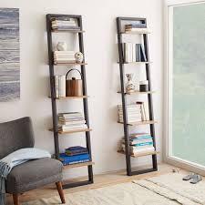 Diy Ladder Bookshelf Perfect Uses For A Ladder Shelf Yonohomedesign Com