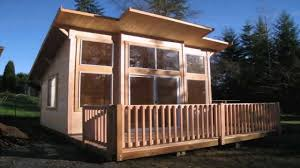 Small House Style Shed Style Small House Youtube