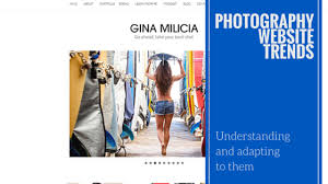 Photography Websites The Future Of Photography Websites Understanding And Adapting To