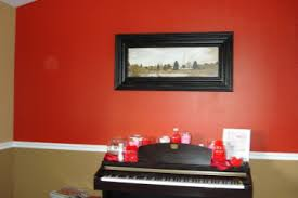 paint room two colors ideas two color living room walls two