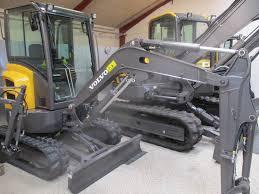 used volvo ec 18 ec 20 ec 55 ecr 88 mini excavators u003c 7t mini