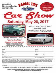 car show galt strawberry festival
