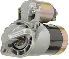 amazon com new 12v 8t starter motor fits kubota tractor 6c040