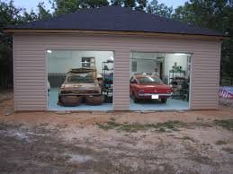 Garage Plans Cost To Build Need Garage Suggestions Vintage Mustang Forums