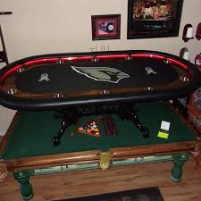 10 player round poker table 13 best custom poker tables images on pinterest within table