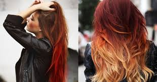 how to ambray hair sunset hairis the best ombre hair trend renew hair colour