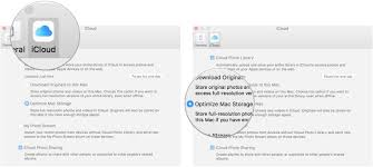how to use optimized storage on the mac imore