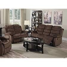 Reclining Sofa And Loveseat Set Langria Upholstery Loveseat Sofa 1 2 3