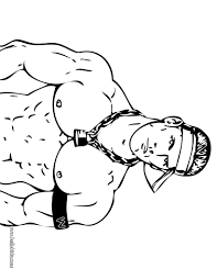download coloring pages john cena coloring pages free printable