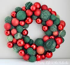 starbucks inspired ornament wreath a pretty in