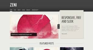 responsive web design layout template 30 free and premium html css responsive website templates ginva
