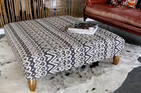 Padded Ottoman Upholstered Pallet Ottoman Tutorial Modhomeec