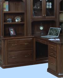Partner Desk With Hutch Jefferson Partner Desk With Optional Three Hutch From
