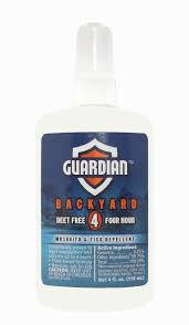 amazon com guardian wilderness deet free 8 hour mosquito and tick