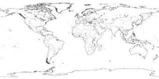 world rivers map shapefile cia world databank ii