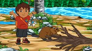 diego s4 ep411 diego saves beavers episode